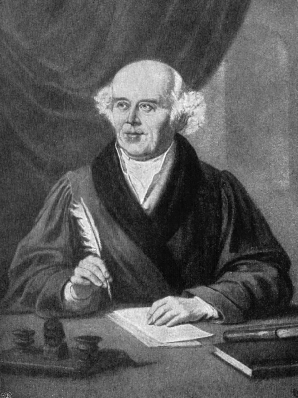 Samuel Hahnemann, Erfinder der Homöopathie
